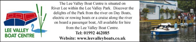 Boat hire in Hertfordshire