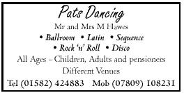 Ballroom, latin, sequence, Rock 'n' Roll, Disco All ages children adults and pensioners