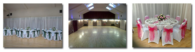 Longueville Hall - ideal venue for Weddings and parties in Newton Longville, Bucks